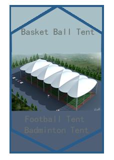 Basketball Tent