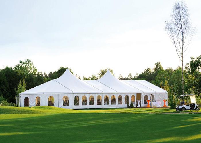 Mixed Shape Tent