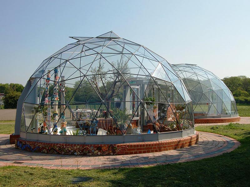 Transparent PVC Dome Shape Tent
