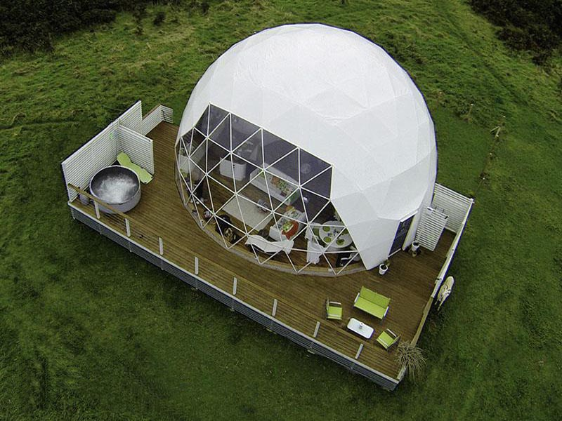 Ball Shape Tent With Balcony