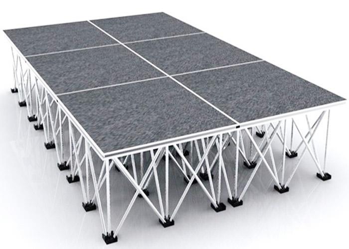 Aluminium Popular Stage