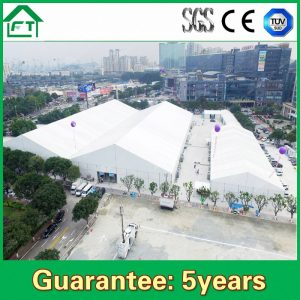 Big Aluminum Alloy 6061-T6 Trade Show Exhibition Tent (2)