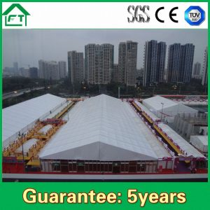 Big Aluminum Alloy 6061-T6 Trade Show Exhibition Tent (3)