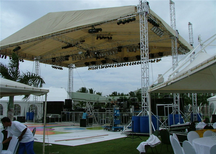China Aluminum Truss Manufacturers Truss Tent For Outdoor