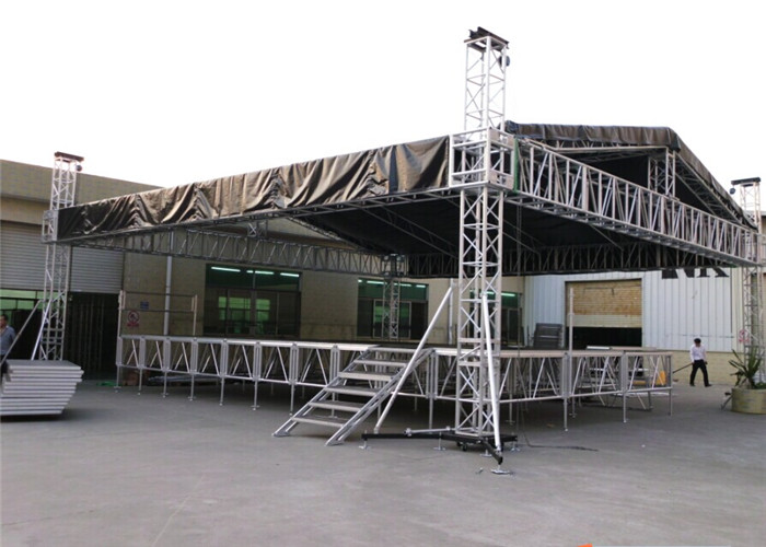 Box Truss Concert Aluminum Truss Systems On Sale Best