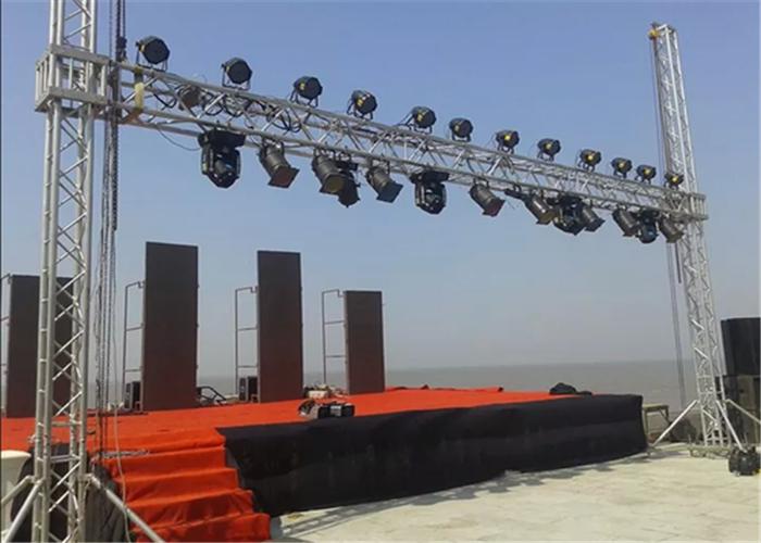 Stage Truss Hanging Led Light Truss Event Truss Tent