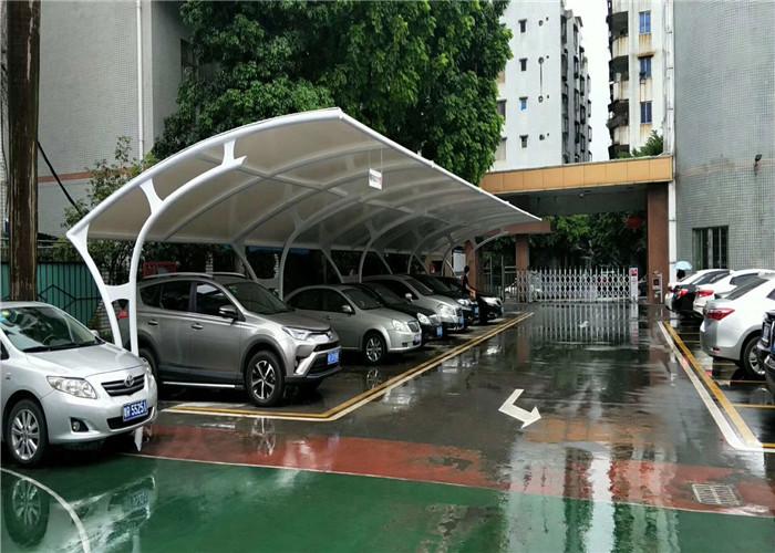 New Design Steel Structure Carport Car Parking Tent Tent Truss Stage