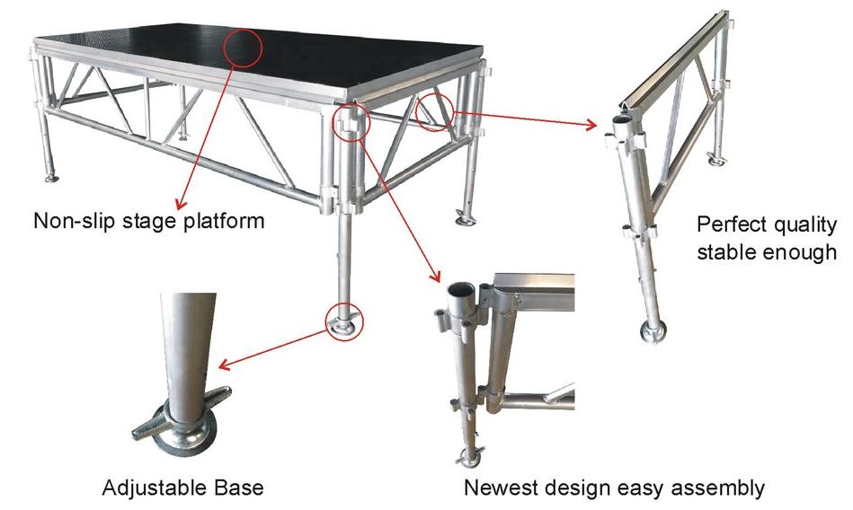 Tent platform design accessible tent eureka out of for Tent platform plans