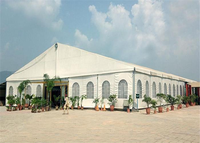 Aluminum Wedding Party Tent Outdooor Pvc Roof Tent Tent