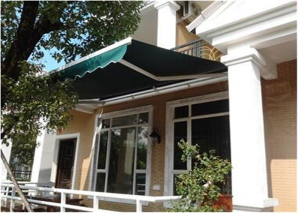 Motorized retractable caravan awnings / sliding awning ...