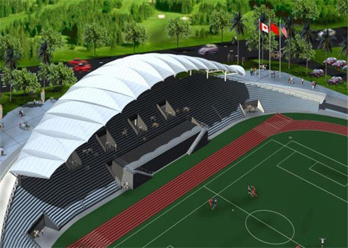 Large Football Field Membrane Structure Membrane Structure
