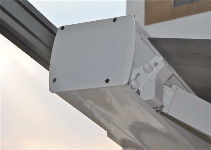 Electric Full Cassette Retractable Awning With Remote