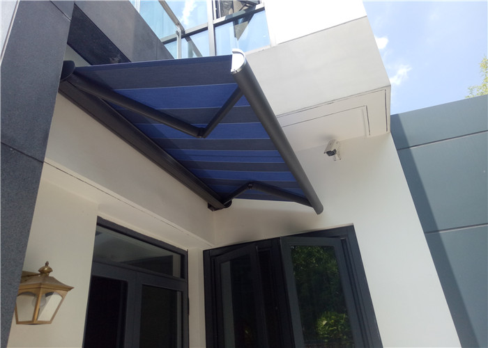 Aluminum Full Cassette Awning Retractable Shade Awning