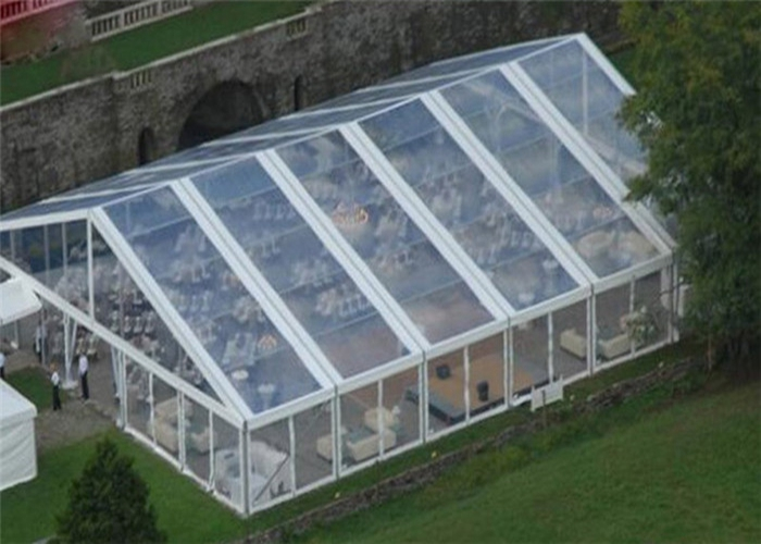 Clear Transparent Pvc Tent 20x30m Tent For Wedding Party