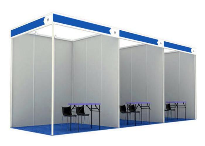 Portable Exhibition Booths : Aluminum portable modular shell scheme exhibition booth 3x3 best