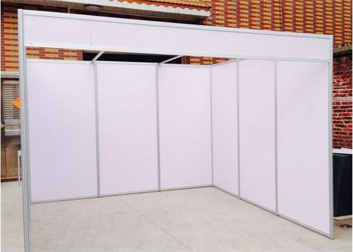 Exhibition Booth Standard Shell Scheme : Fast set up standard modular aluminum trade show shell scheme