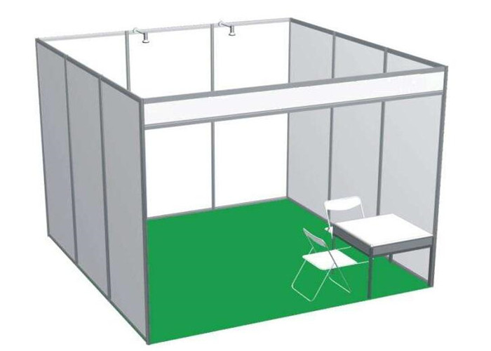 Exhibition Shell Quotes : Exhibition stand shell scheme booths m