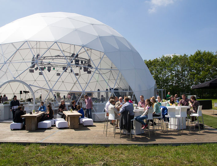 New Arrival Dome Tent For Beach Activities Sphere Shaped