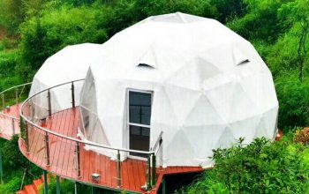 glamping dome tent (3)