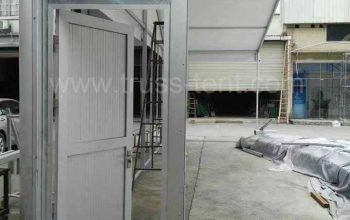 aluminium door for tent
