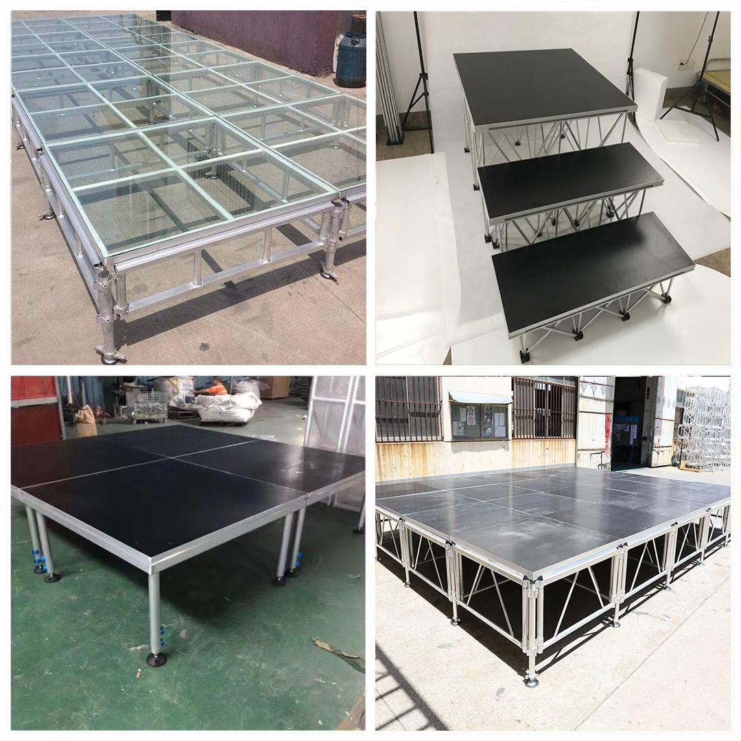 8x10m Waterproof Pvc Roof Lighting Truss Outdoor Aluminum