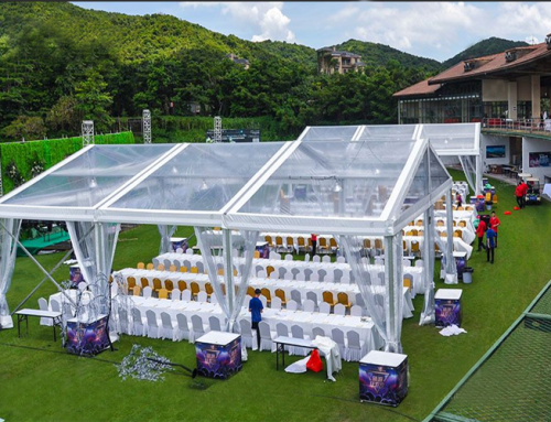 The Advantage And Disadvantage for  Clear PVC Tent