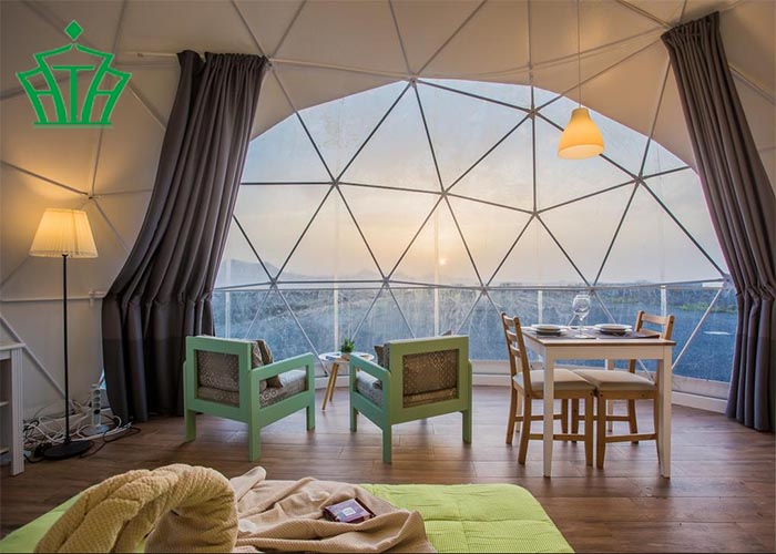 Dome Sphere Tent