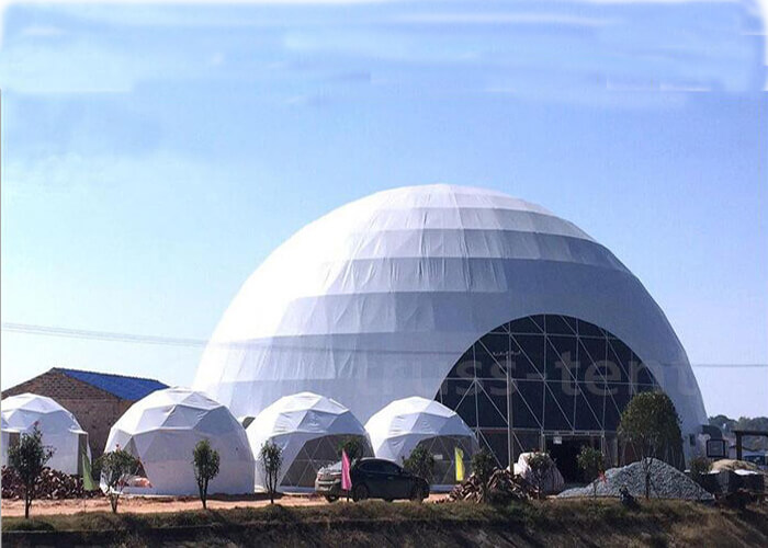 china event dome tent
